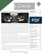 Revista Justa Causa 2014-2015 (Derecho UPR)