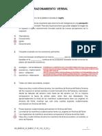 Formas 145 (2) y 153 Respuestas Verbal