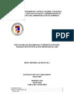 Guía Corregida 2013 Por Roberto y Rita