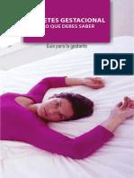 Guía de diabetes gestacional para embarazadas