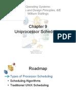 Uniprocessor Scheduling.pdf