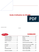 French DS150E NEW User Guide V3_0_French