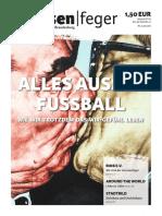 strassenfeger Ausgabe 13/2016 - Alles Ausser Fussball