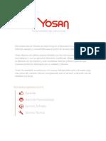 Catalogo de Yosan Definitivo