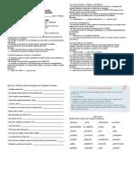 Guía de trabajo 5° - Unidad 6