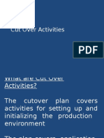 CUTOVER Activities.pptx