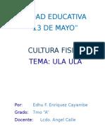 ULA ULA.docx