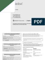 NX604 OM Manual US