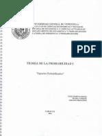 Espacios Probabilizados - Practica 2