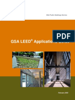 GSA LEED Application guide