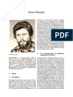 Ernst Demele - Initiativgruppe Leben