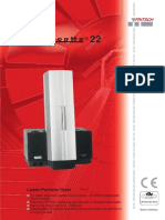 Particle Size Analyzer-Analysette22MicroTecXT