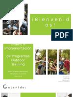 Outdoor Training y Turismo de Incentivos