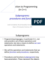 Introduction to Programming C++