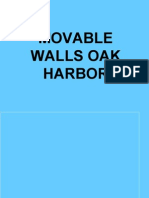 MOVIABLE WALLS OAK HARBOR