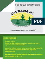 Propuesta Club Paraiso