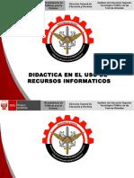Didactica en El Uso de Recursos Informaticos