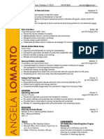 LoManto Resume HR