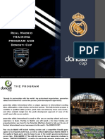 Real Madrid + Donosti Cup