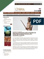 Nuevas Revelaciones Sobre El Hombre de Hielo_ Ötzi Era de La Toscana y Fue Asesinado a Traición _ Ancient Origins España y Latinoamérica