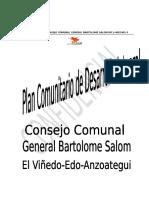 Consejo Comunal General sSalom Rif j