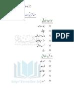 Islamiat Chap 4 Long Questions (Fsconline.info)