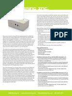 EKM Push Spec Sheet