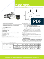 EKM BCT-13-200 CT Spec Sheet