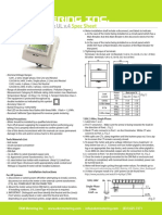 EKM Omnimeter Pulse UL v.4 Spec Sheet (Adam Brouwer's Conflicted Copy 2015-03-11)