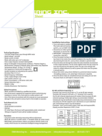 Ekm 15ids n Spec Sheet