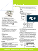 EKM OmniMeter UL User Manual Spec Sheet Submeter (Adam Brouwer's Conflicted Copy 2015-03-11)