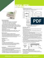 EKM Omnimeter Pulse v.4 Spec Sheet (Adam Brouwer's Conflicted Copy 2015-03-11)