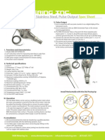 EKM HOT SPWM 075 Water Meter Spec Sheet (Adam Brouwer's Conflicted Copy 2015-03-11)