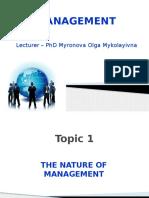 Management Topic 1
