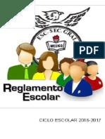 Reglamento 2016-2017