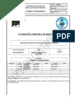 HSCM-RI-SE-026 REV-0 Procedimiento de Trabajo Corte y Soldad