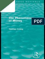 Crump - The Phenomenon of Money (1981)