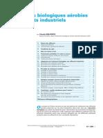 TI-g1300 Traitements Biologiques Aérobies