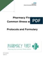 farmasi protokol