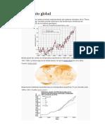 Calentamiento Global Informe