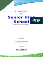 SHS Report