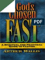 God's Chosen Fast - Arthur Wallis