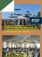 Remate La Tregua - Santa Coloma 2016