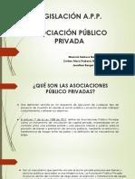 Asociaciones Publico Privadas