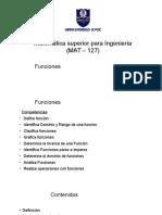MAT - 127. Funciones (1)