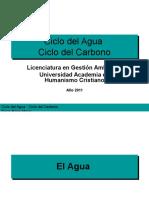 Ciclo Del Agua-Ciclo Del Carbono