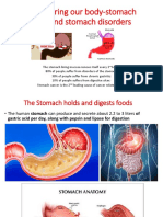Stomach Cells and Stomach Diseases
