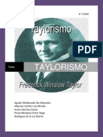 Taylorismo Completo