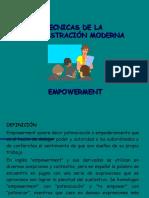 Empowerment - Usmp