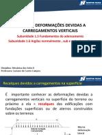 deformações devido a carregamento vertical - 2.pdf